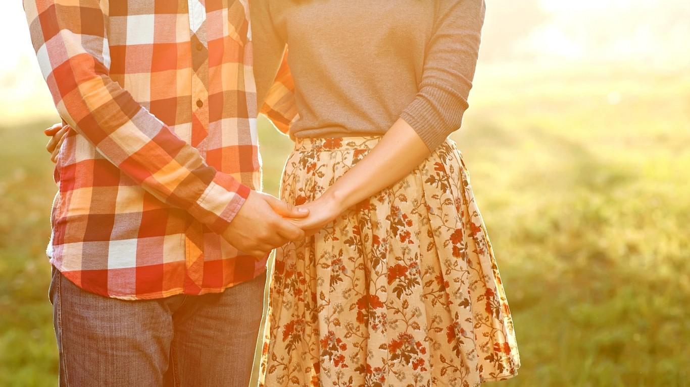 10 признаков настоящей любви